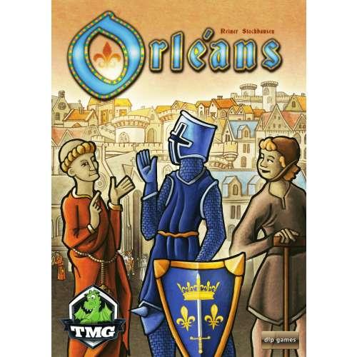 Orléans - настолна игра