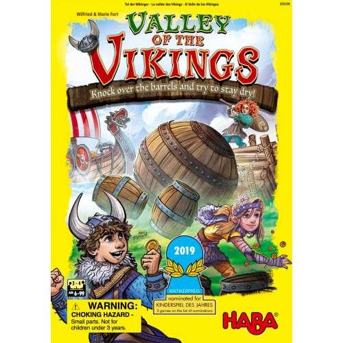 Долината на викингите (Valley of the Vikings) - настолна игра