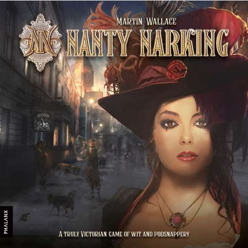 Nanty Narking (2019 Kickstarter Edition) - настолна игра