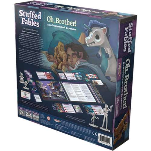 Stuffed Fables: Oh, Brother! - разширение за настолна игра