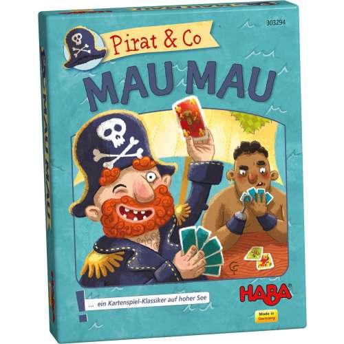 Пирати (Pirat & Co: Mau Mau) - настолна игра