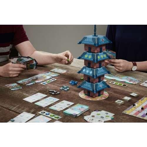 Four Gardens - настолна игра