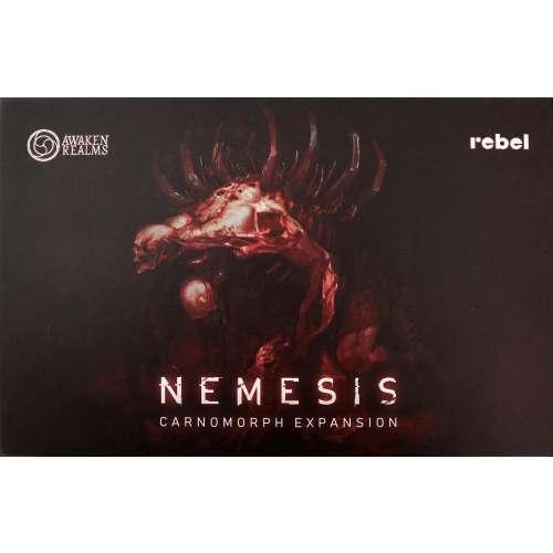 Nemesis: Carnomorphs - разширение за настолна игра