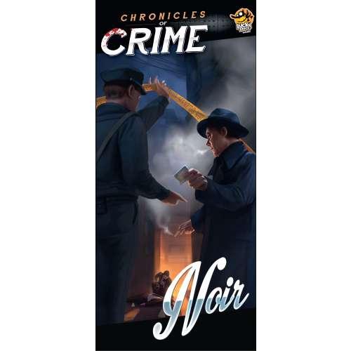 Chronicles of Crime: Noir - разширение за настолна игра