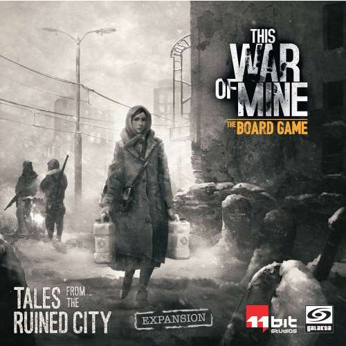This War of Mine: Tales from the Ruined City - разширение за настолна игра