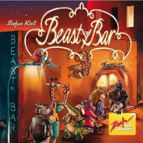 Beasty Bar - настолна игра