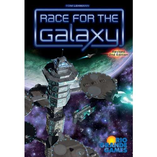 Race for the Galaxy (Revised 2nd Edition) - настолна игра