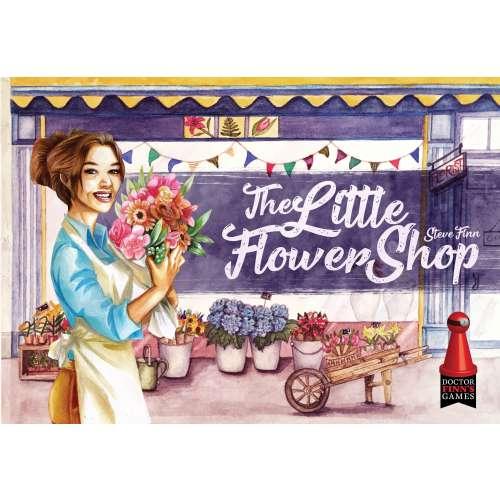 The Little Flower Shop - настолна игра