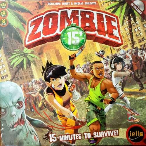 Zombie 15' - настолна игра