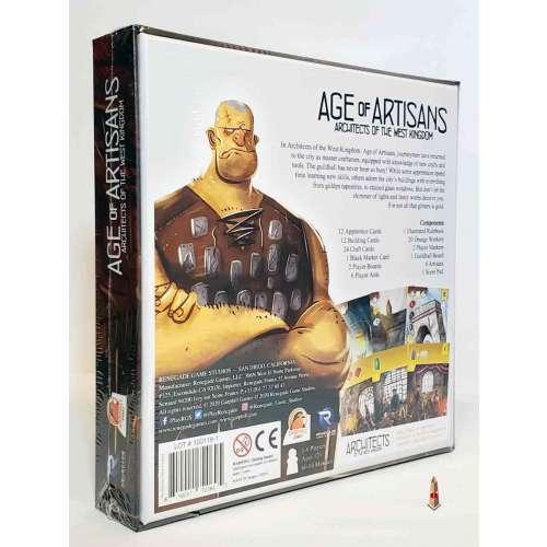 Architects of the West Kingdom: Age of Artisans - разширение за настолна игра