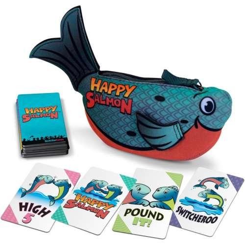 Happy Salmon (Blue Fish Edition) - настолна игра
