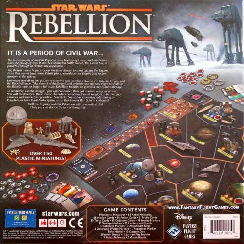 Star Wars: Rebellion - настолна игра