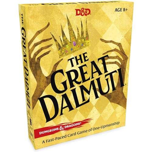 Dungeons & Dragons: The Great Dalmuti - настолна игра