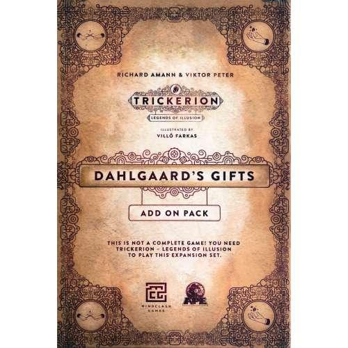 Trickerion: Dahlgaard's Gifts - разширение за настолна игра