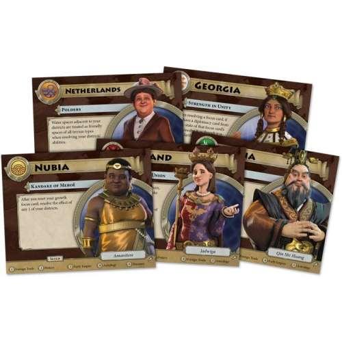 Civilization: A New Dawn – Terra Incognita - разширение за настолна игра