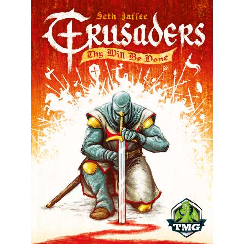 Crusaders: Thy Will Be Done - настолна игра