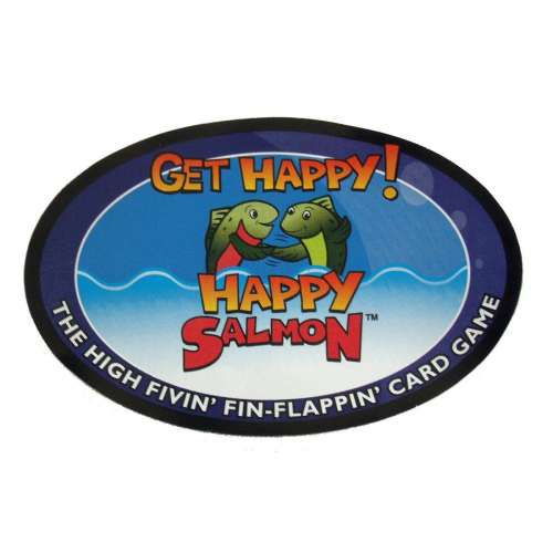 Happy Salmon (Blue Fish Edition) - настолна игра