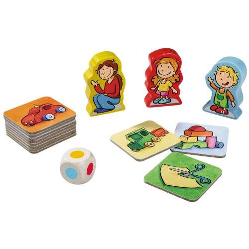 Игра в детската градина - настолна игра
