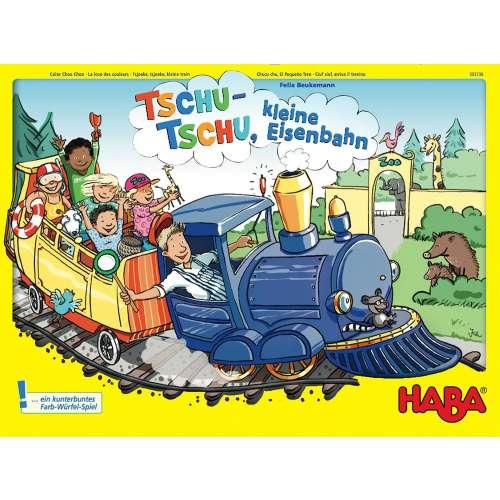 Влакът тръгва! Ту-Туу! - настолна игра