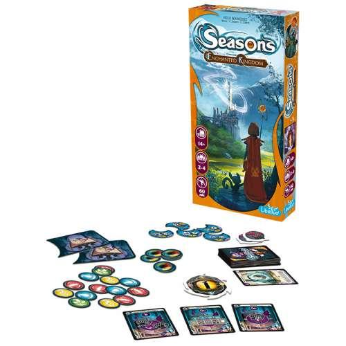 Seasons: Enchanted Kingdom - разширение за настолна игра