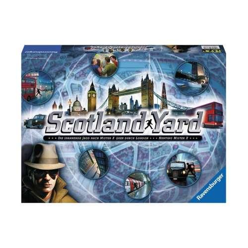 Скотланд Ярд (Scotland Yard) - настолна игра