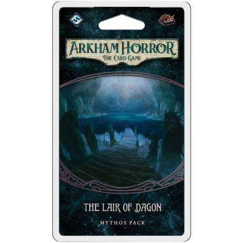 Arkham Horror: The Card Game – The Lair of Dagon: Mythos Pack - разширение за настолна игра