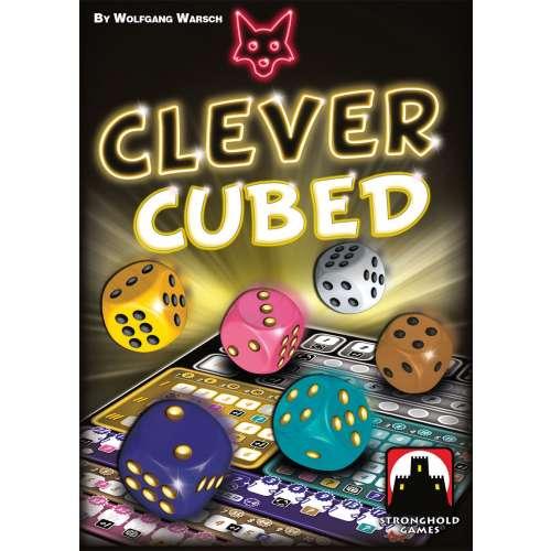 Clever Cubed - настолна игра