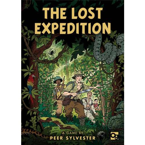 The Lost Expedition - настолна игра