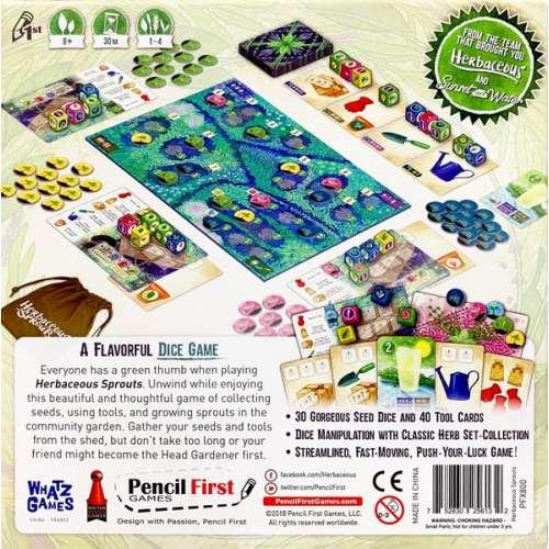 Herbaceous Sprouts - настолна игра