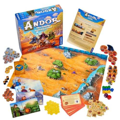 Andor: The Family Fantasy Game - настолна игра