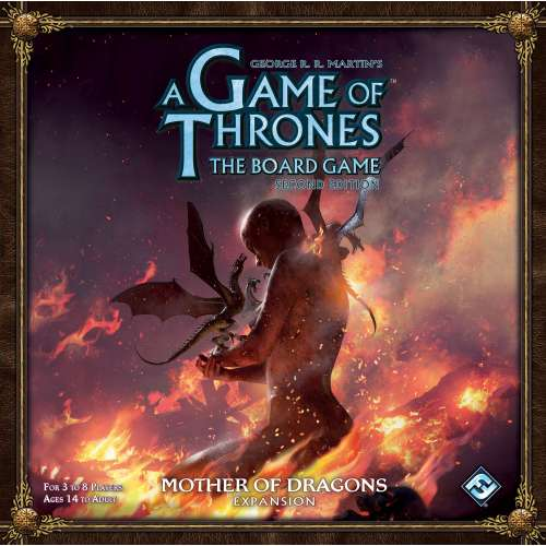 A Game of Thrones: The Board Game (Second Edition) – Mother of Dragons - разширение за настолна игра