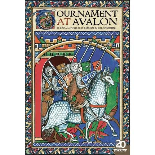 Tournament at Avalon - настолна игра