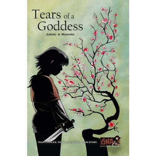 Tears of a Goddess - книга-игра