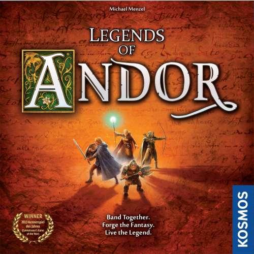 Legends of Andor - настолна игра