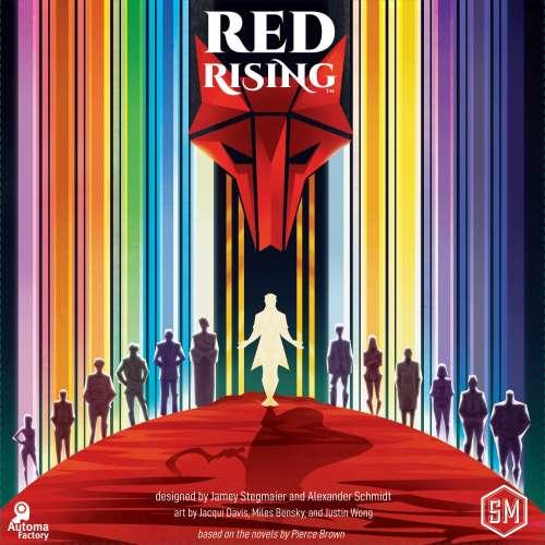 Red Rising - настолна игра