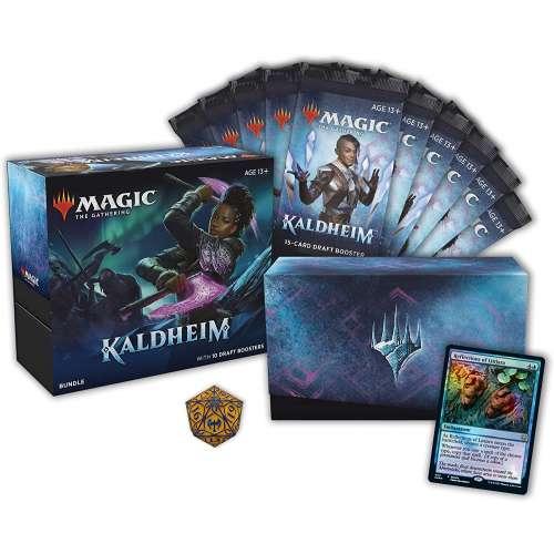 Magic: The Gathering - Kaldheim Bundle