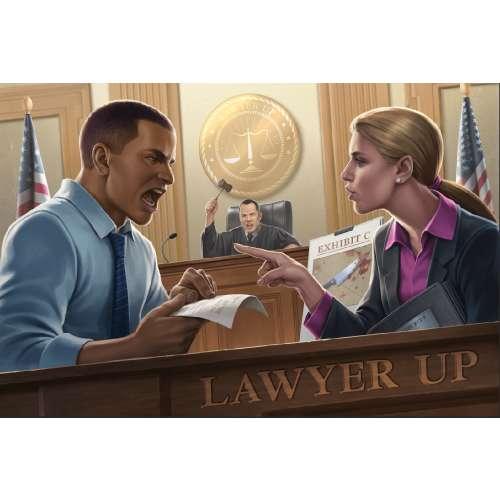 Lawyer Up - настолна игра