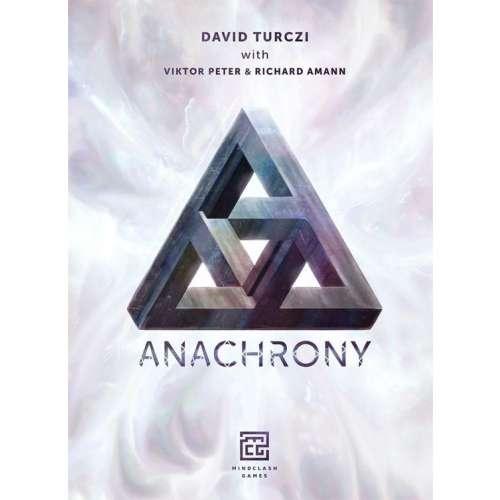 Anachrony: Essential Edition - настолна игра