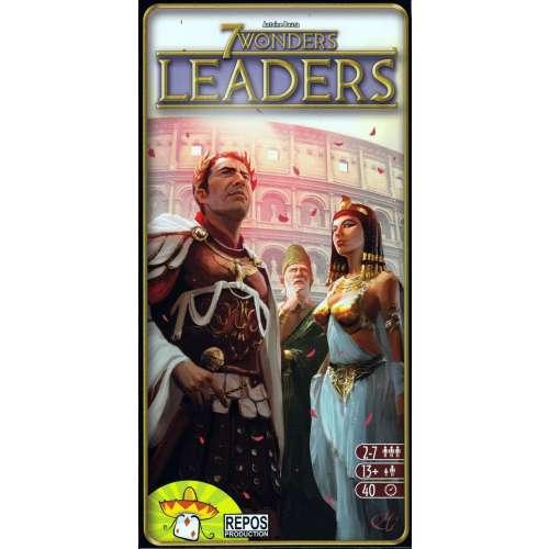 7 Wonders: Leaders - разширение за настолна игра