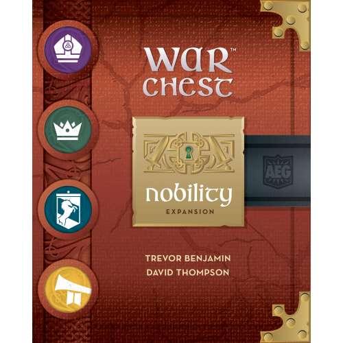 War Chest: Nobility - разширение за настолна игра