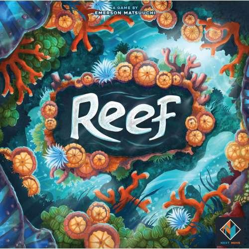 Reef - настолна игра