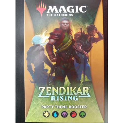 Magic: The Gathering - Zendikar Rising Theme Booster (Party)
