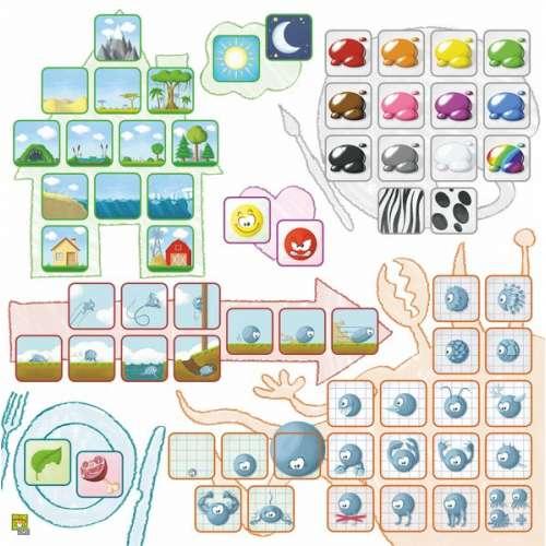 Concept Kids: Животни - настолна игра