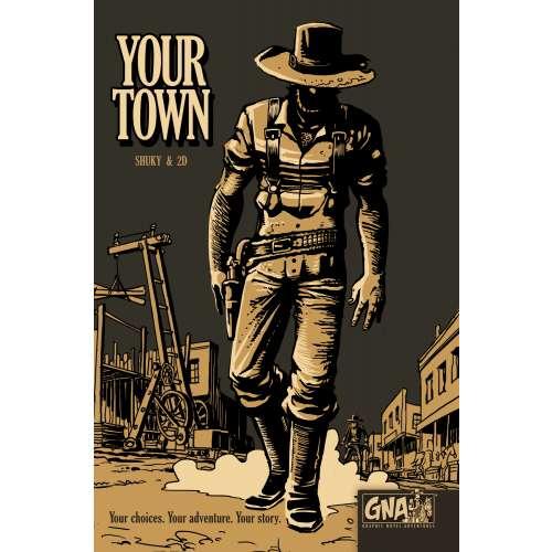 Your Town - книга-игра