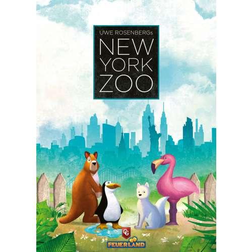 New York Zoo - настолна игра