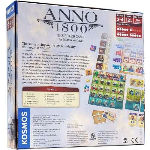 Anno 1800 - настолна игра