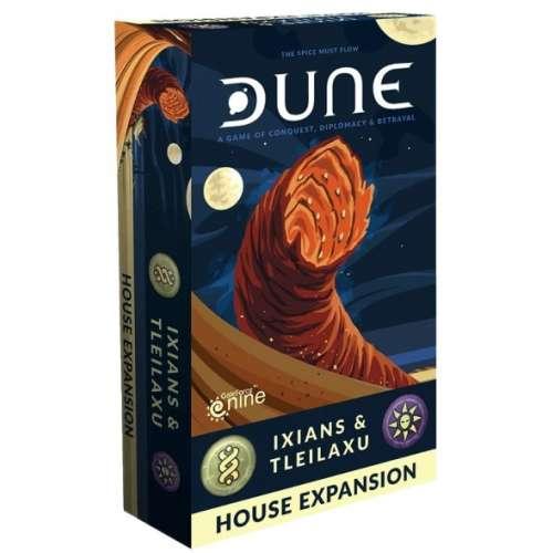 Dune: Ixians & Tleilaxu - разширение за настолна игра