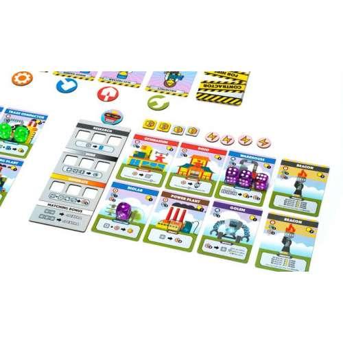 Fantastic Factories - настолна игра