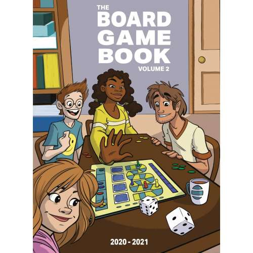 The Board Game Book: Volume 2 - книга за настолни игри