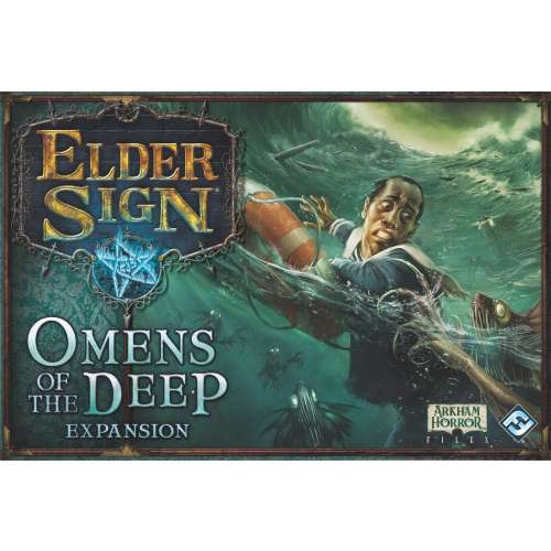 Elder Sign: Omens of the Deep - разширение за настолна игра